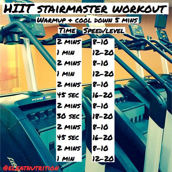 What is the StairMaster good for