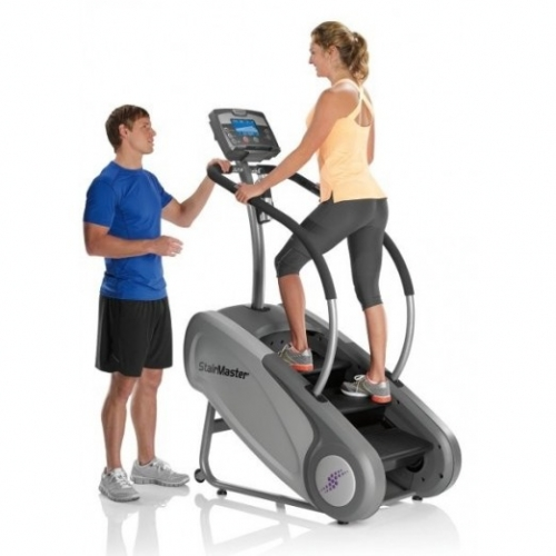 How To Use A StairMaster ?